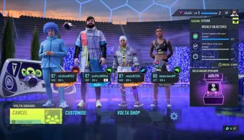 VOLTA in FIFA 22: Neuer Arcade-Modus soll mehr Spaß bringen