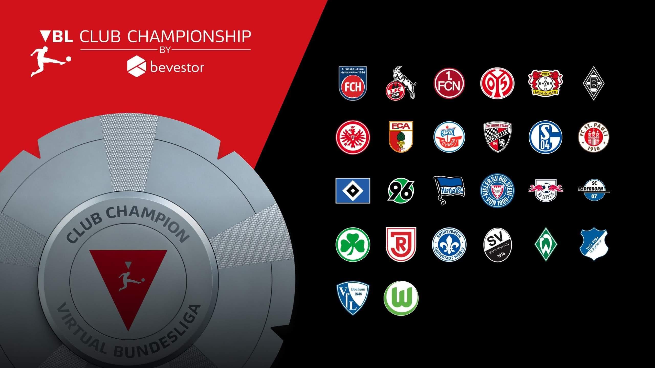 FIFA22: VBL Club Championship beginnt am 9. November